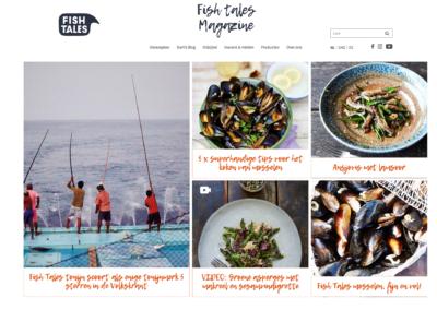 Fish Tales: contentmarketing platform plus schrijfwijzer.