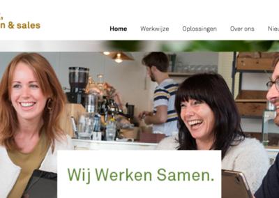 USG Marcom: Teksten website, redactioneel format blog.