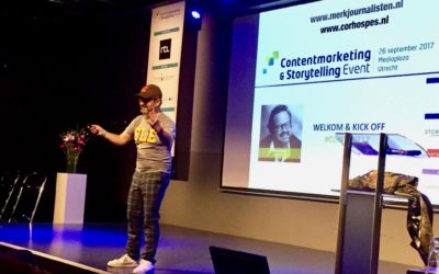Congres Contentmarketing Storytelling #Content18